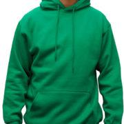 5108 Kelly-Green Premium Pullover Hoodies