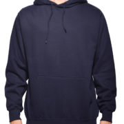 Navy Classic Pullover Hoodies (Heavy Weight)