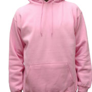 5108 Pink Classic Pullover Hoodies (Heavy Weight)