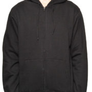 Blackpremium Full Zip Wholesale Hoodies