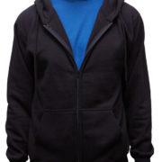 5109 Navy Premium Full Zip Hoodies