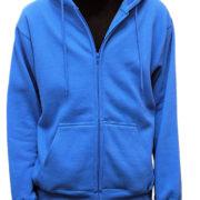 5109 Royal Premium Full Zip Hoodies
