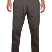 8801 _Heather-Charcoal Joggers Pant