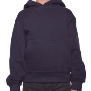 Y300 Navy Youth Pullover Hoodies