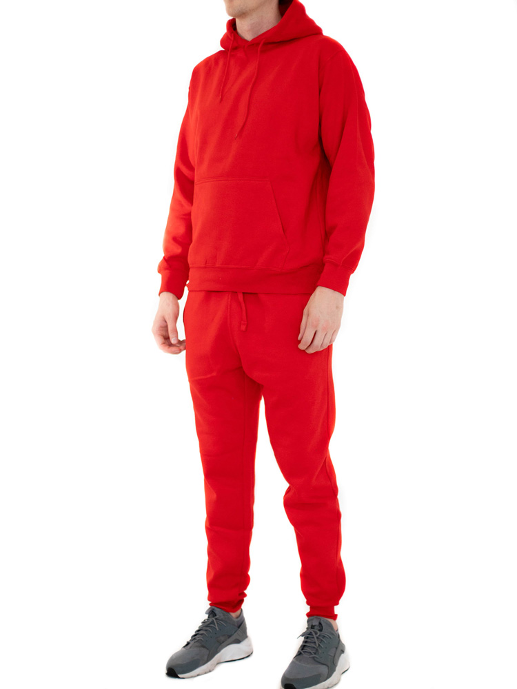 Wholesale Sweatsuits (Joggers + Pullover Hoodies) - Three